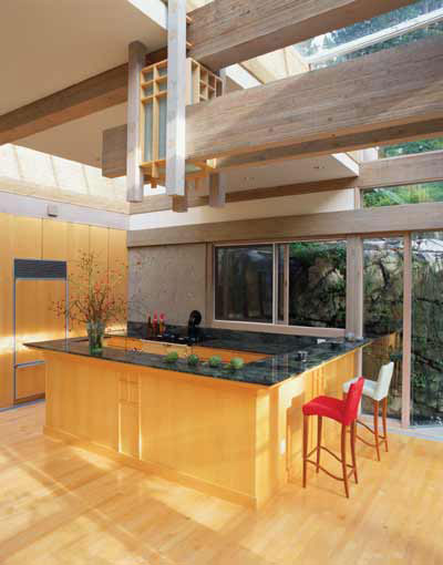 smart house kitchen