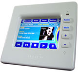 IP audio touchscreen touchlinx